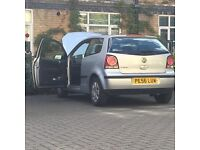 Sliver VW Polo 1.2 for sale 1,800 ono