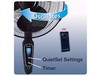 Honeywell QuietSet Stand Fan