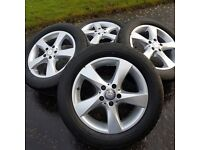 Mercedes Vito Van Alloys Wheels and Tyres