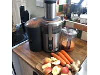 Sage by Heston Blumenthal The Nutri Juicer Plus 5 Speed Juicer
