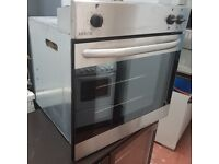 Arrow A09004GB320 Integrated or Built In Oven in stainless steel