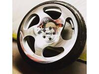 Watercooledind wheels