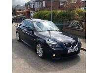 Bmw 535d M Sport E60 E61 535 Diesel 5 Series - Open To Offers Or Px