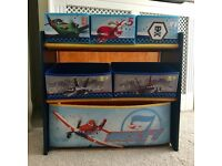Disney Planes Toy Storage