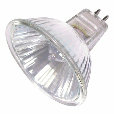 20 35 50 75 Watt Halogen Light Bulb MR16 GU5.3 12V Spot, Narrow, Flood, etc.