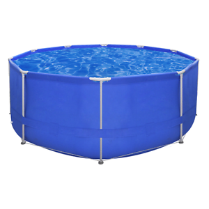 New Items-Above Ground Swimming Pool Steel Fra (SKU90528) vidaXL Mount Kuring-gai Hornsby Area Preview