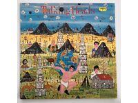 Talking Heads Little Creatures vinyl LP album record UK TAH2 EMI 1985