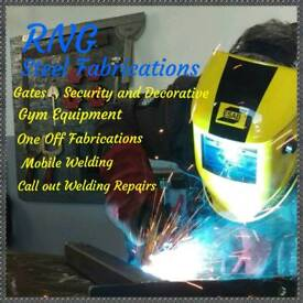 Mobile Welding , and workshop Fabrications