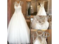 RRP£1650 Ronald Joyce wedding dress