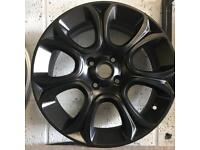 1 fiat 500 Alloy wheel 6x16 for sale only got one £100 call 07860431401