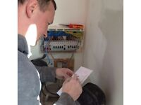 Electrician.07854810421 Over 15 years experience with reasonable prices. London and surroundings