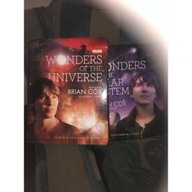 Brian Cox 2 great books