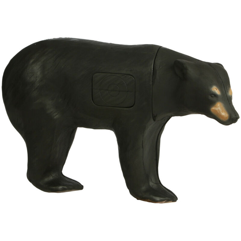 Delta Mckenzie Backyard 3D Target Aim Rite Black Bear