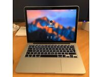 Apple MacBook Pro, 1TB SSD (Retina, 13 inch, Early 2015) also with external 128GB SSD drive included
