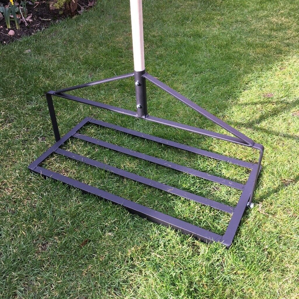 professional lawn lute leveling rake for working soil re. Black Bedroom Furniture Sets. Home Design Ideas