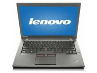 "BARGAIN BRAND NEW!! Lenovo T450 Intel Core i5-5200U 8GB 256GB SSD 14"" Win 10 Pro Laptop RRP £900"