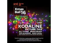 4 Tickets for sale 2fm Xmas Ball 16 - 3Arena, Dublin Sat 3 Dec 2016, 20:00