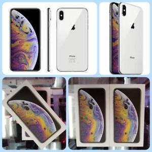 Brand New iPhone XS 256GB($1550) and New iPhone XS Max 64GB($1450), 1 Year Apple Warranty!!! Factory Unlocked!!!*****