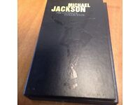 Michael Jackson the ultimate collection collectors box.