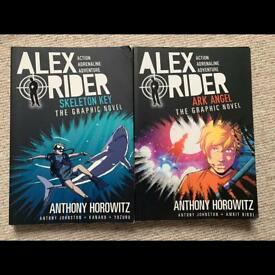 Alex Rider (Graphic Novel)