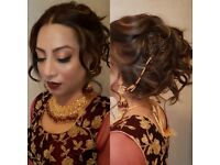 Pro hair and makeup artist from £35