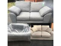 Selection of brand new or ex display sofas
