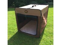 Lazy Bones large dog carrier / crate