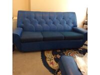 Retro sofa and chairs
