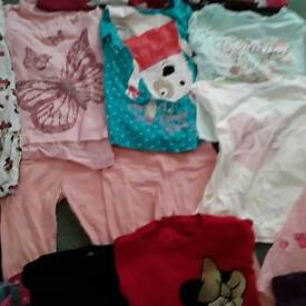 Girl's Winter Clothes Bundle,Size 18-24Months,Great Condition 40 Items