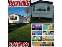 Butlins skegness caravan to let