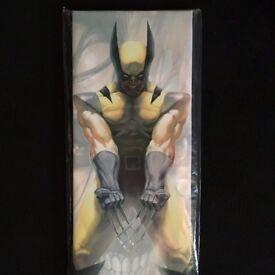 Wolverine Canvas Picture - UNOPENED