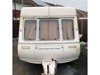Bailey Scorpio mobile home