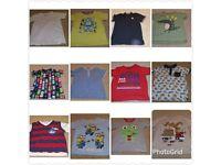 Boys Tshirt Bundle 19 items age 3-4years