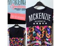 Girls McKenzie Tshirt 10-12yrs