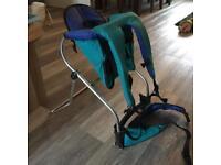 Tomy Snugli baby/infant back carrier