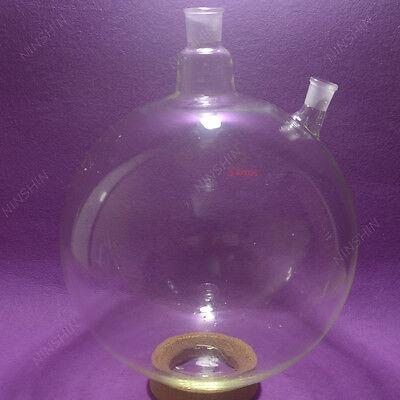 10000ml10l2-neckround Bottom Glass Flaskcustomized Ground Joints