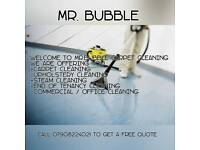 Mr.BUBBLE Carpet Cleaning, End of tenancy cleaning!!!!!