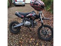M2R pit bike 110cc