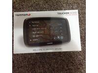 Tomtom trucker 6000 lifetime edition
