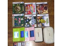 2 x Nintendo DS, multiple games (purchased together or separately)