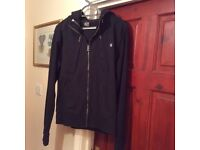 POLICE Men's Hoodie - Size Small
