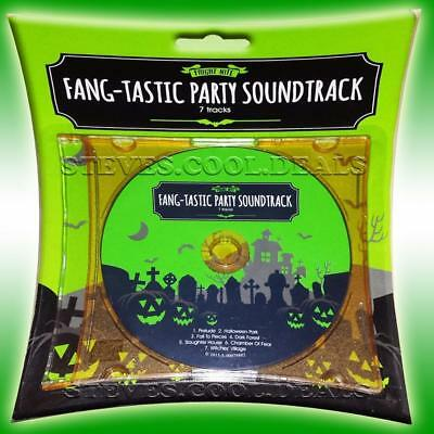 Forest Halloween Music (HALLOWEEN FANG - TASTIC PARTY SPOOKY SOUNDTRACK CD DARK FOREST WITCHES)