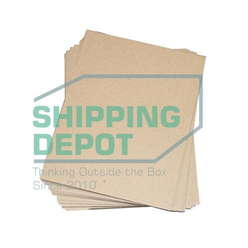 """1-1,000 pads of 8.5x11"""" Chipboard Scrapbooking Cardboard Sheets 22Pt Lightweight"""