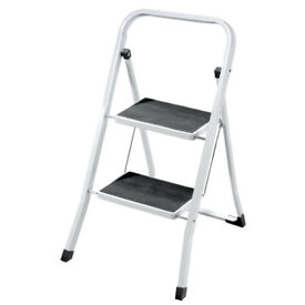 Two Step Ladder / Portable, Foldable, Heavy Duty, Non-Slip / BRAND NEW