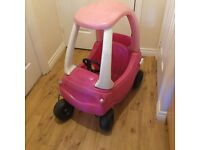 Little Tikes Cosy Coupe (Pink)