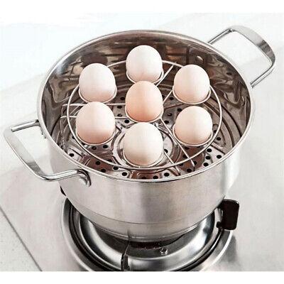 Instant Pot Zubehör Edelstahl Egg Steamer Rack Korb Küche, Mehrzweckkocher