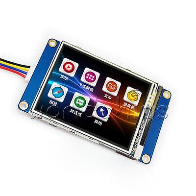 2.8 Nextion Hmi Tft Lcd Display Module For Arduino Raspberry Pi 2 A B Kits