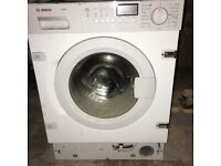 Integrated Bosch Washing Machine