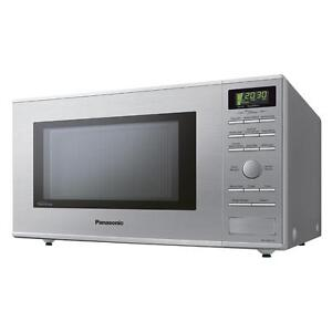 LG,INSIGNIA,PANASONIC microwaves like new in a box starting at $79