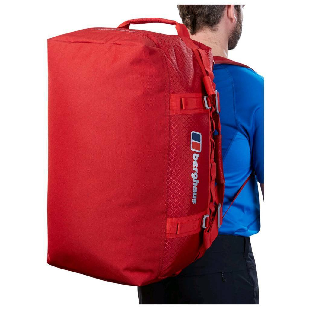 8f87d2911cc0 Brand New Berghaus Expedition Mule 100L Holdall